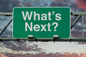 Learn What the Next Steps Might Be
