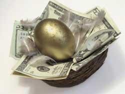 Build your retirement nestegg