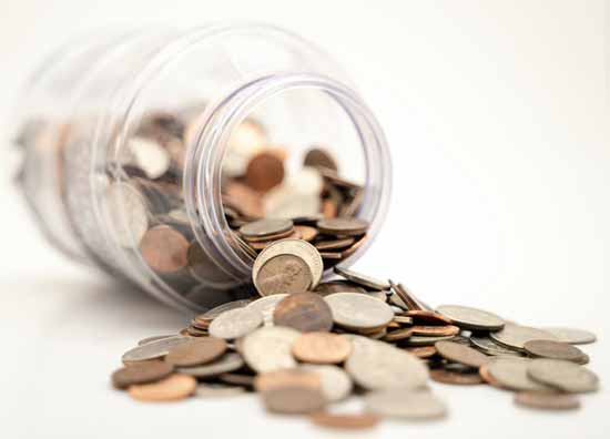 Create a rainy-day fund for emergencies only