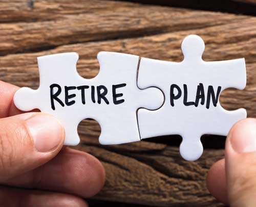 A good financial plan will help provide security for you and your family